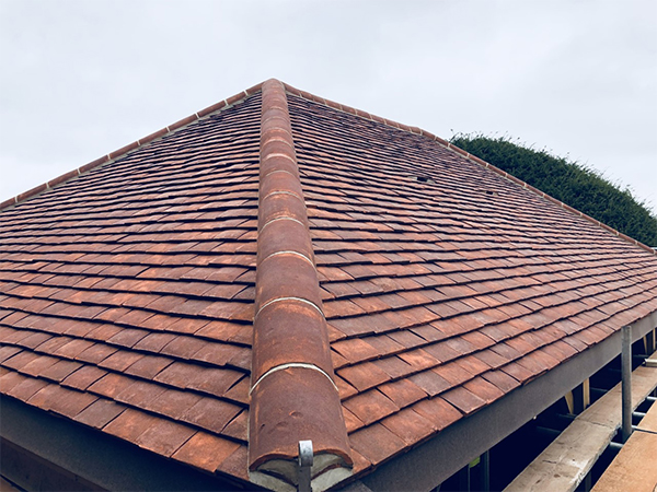roofing bottom